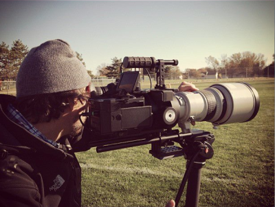"""Unleashing The BEAST! #FS700 + fixed 200mm f/2.8""http://awe.sm/k6tuk  via @natschmidtmedia"
