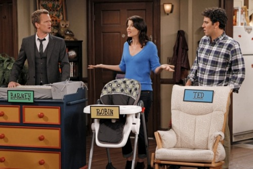 "In 8x04 ""Who Wants To Be A Godparent?"", Ted, Robin, and Barney have to envision how they would raise Marvin if Lily and Marshall died. Except… none of the futures they envision actually happen. So how can we take this episode seriously? The writers really need to stop stalling and give us more hints on The Mother slash decide if season 9 is happening. Also: Showing us Ted's kids was a huge cop-out this episode. Grr so many issues."