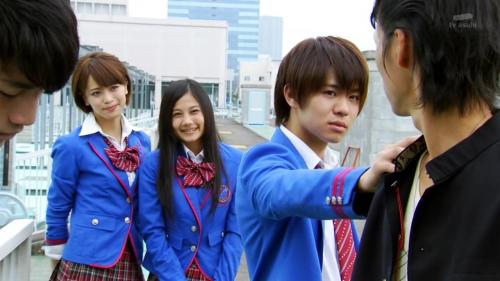 ankhaznable:  i cant handle their bromolust  GenKen = Fourze OTP to rule all OTPs (In Gottis' head 8D)