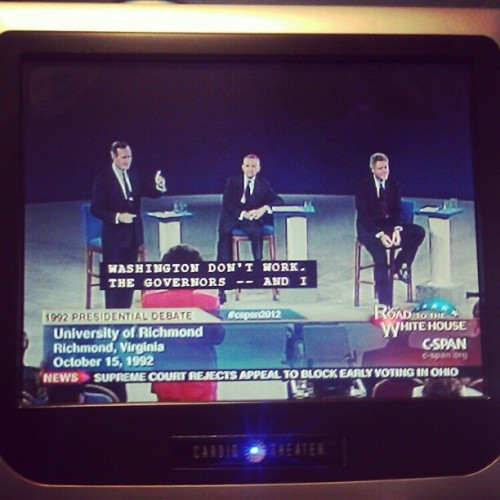Wait wait, you're airing the wrong decade!! (Taken with Instagram)
