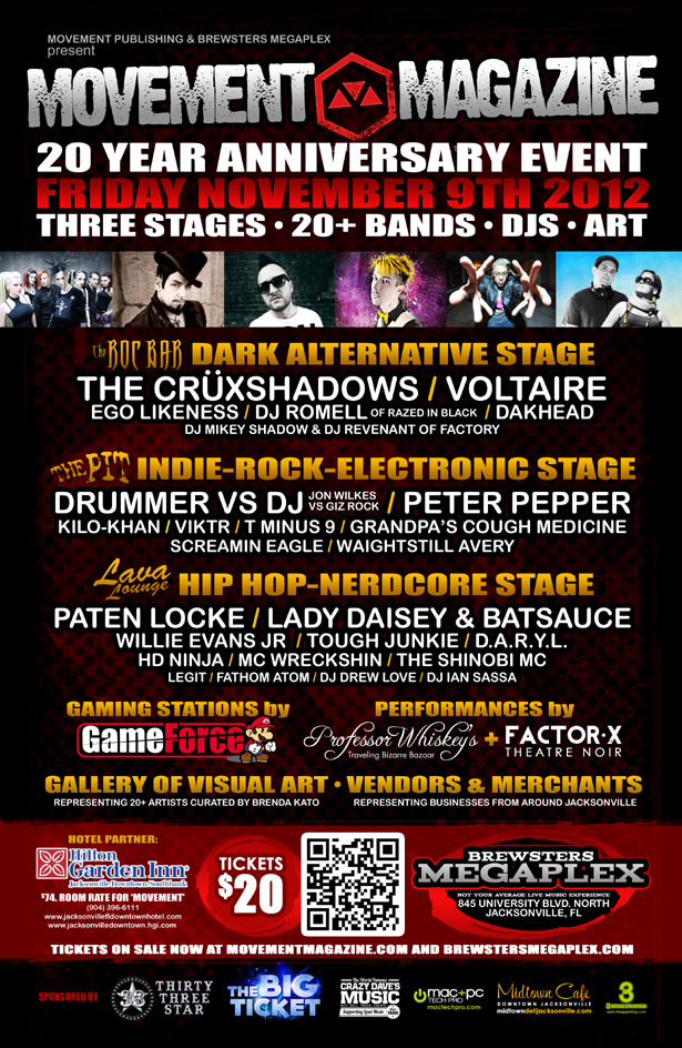 Gonna be on that Nerdcore stage! So fucking stoked! REBLOG THIS POST!