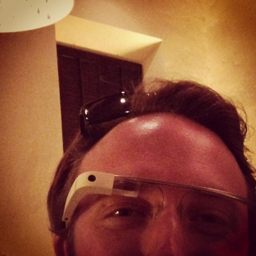 Google Glass #ZG2012 (Taken with Instagram)