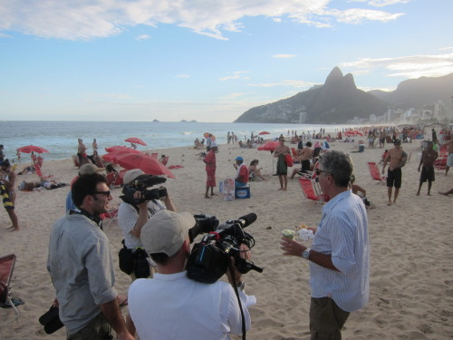 Behind the Scenes — No Reservations: Rio