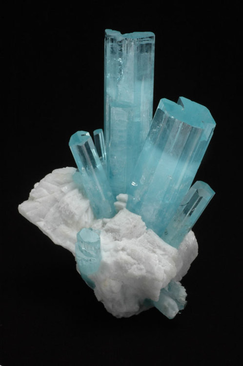 Beryl var. Aquamarine from Pakistan by Palagems