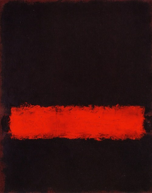 raulandia:  Mark Rothko - Black Red and Black