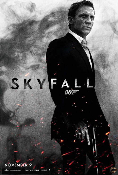 Skyfall by Sahin Düzgün Submitted by Section 80