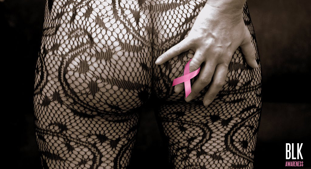 Black Tights™ supports October National Breast Cancer Awareness Month by going pink. Please encourage all of the 40 and older women in your lives about the importance of taking the necessary precautions and having an annual mammogram.