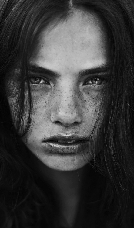 backspaceforward:  Kristine Froseth @ Heartbreak Model Management by Marteline Nystad