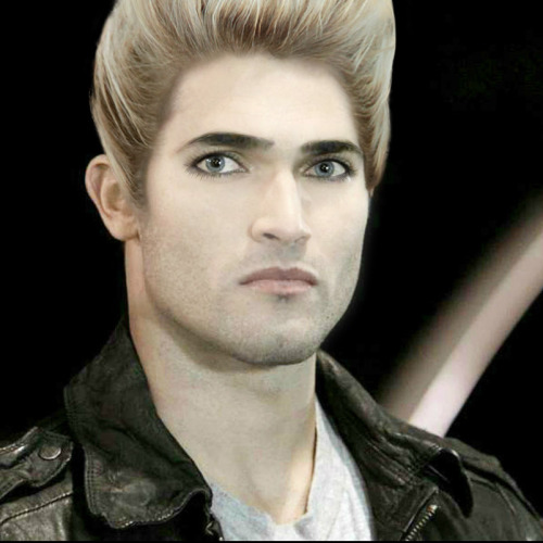 ericareyeswife:  Derek Hale if he was a Vampire instead. I have too much time on my hands, clearly…  Actually dying with laughter right now