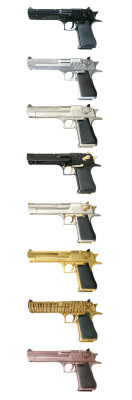 Dope ass Desert Eagles!