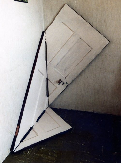 arpeggia:  Dennis Shields - Folding Door No. 3