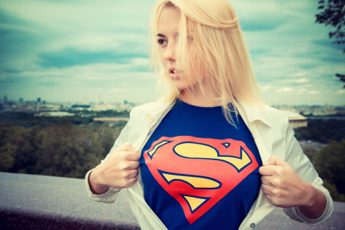 Supergirl. A photo by Shitikov Dmitry. You will also like: Supergirl.
