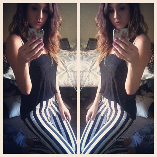 Beetlejuice Beetlejuice Beetlejuice 💀 #tobi #fashion (Taken with Instagram)