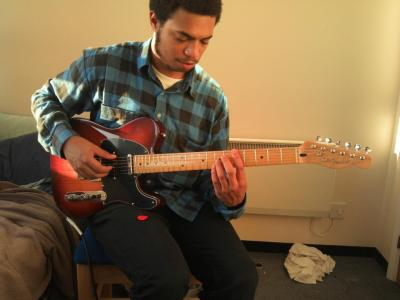 I tried out my friend Joe's new Modern Player Telecaster today. Awesome guitar for the price. First Chinese Fender I've played and as I expected Asia out did America and Mexico once again.