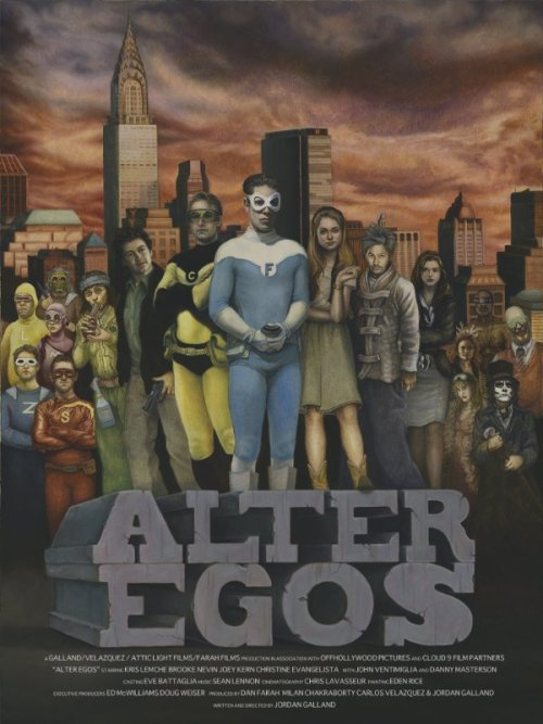 (via 'Alter Egos' Trailer: Kevin Smith-Distributed Indie Explores a Superhero Identity Crisis | /Film)