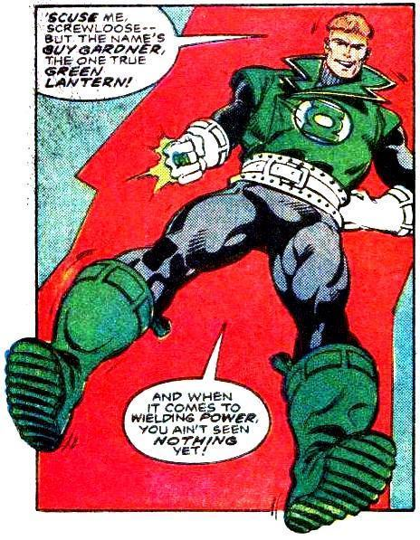 The one TRUE Green Lantern?