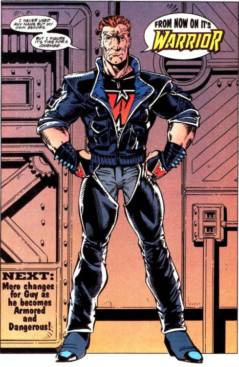 Guy Gardner: Warrior