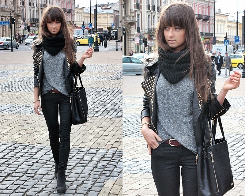 lookbookdotnu:  CITY LOOK (LUBLIN) (by Alexandra M)
