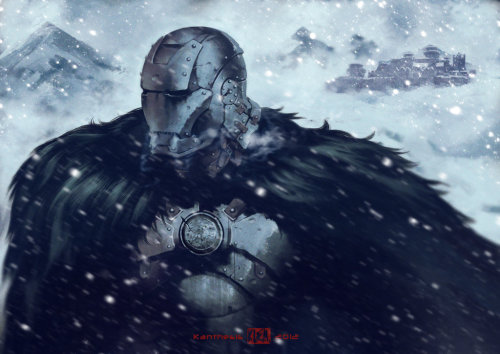 Lord Stark by *Kanthesis —-x—- More: | Marvel | Random |