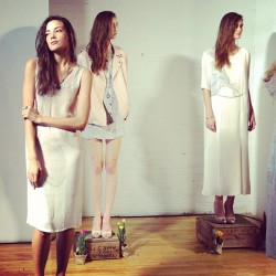 Cali cool at @ChloeComeParris x @FSNcollections. #fashion #tfw  (Taken with Instagram)