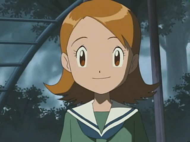 fyeahcontroversialcharacters:  Character: Sora Takenouchi  Fandom: Digimon (Adventure and 02)  Reason for Being Hated: Became girly in 02, didn't choose Taichi as her boyfriend, gets in the way of Taichi/Yamato, boring.  They somehow went there.