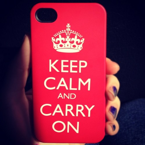 New iPhone case :)