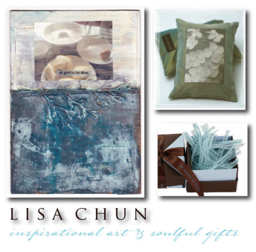 http://www.etsy.com/shop/lisachun inspirational and artful gifts.