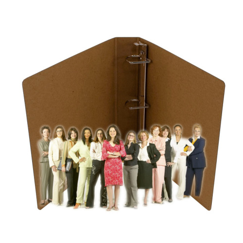 theatlantic:  bindersfullofwomen:  Binders full of women  So, this exists.  I don't even know to what this refers…