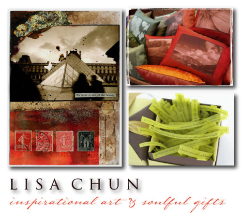 http://www.etsy.com/shop/lisachun Unique and affordable gifts. Handmade by a poet and at special prices even a poet can appreciate!