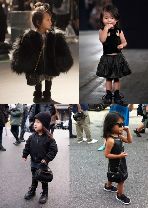 Aila Wang, niece of Alexander Wang
