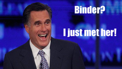 bindersfullofwomen:  But…we just met.