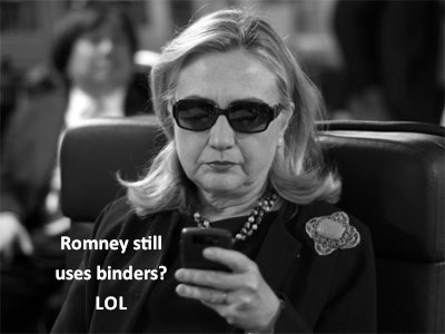 Binders full of women?