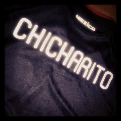 starrbrightdreamer:  Chichagoooool!!! #Mexico #Gol #futbol  (Taken with Instagram)