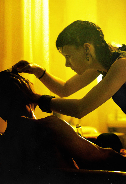 kisswithatear:  The Girl With the Dragon Tattoo (2011)