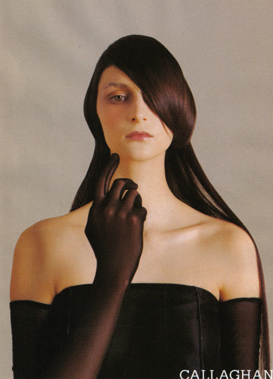 Winter 1998, Callaghanphotography bettina komenda styling claire dupont