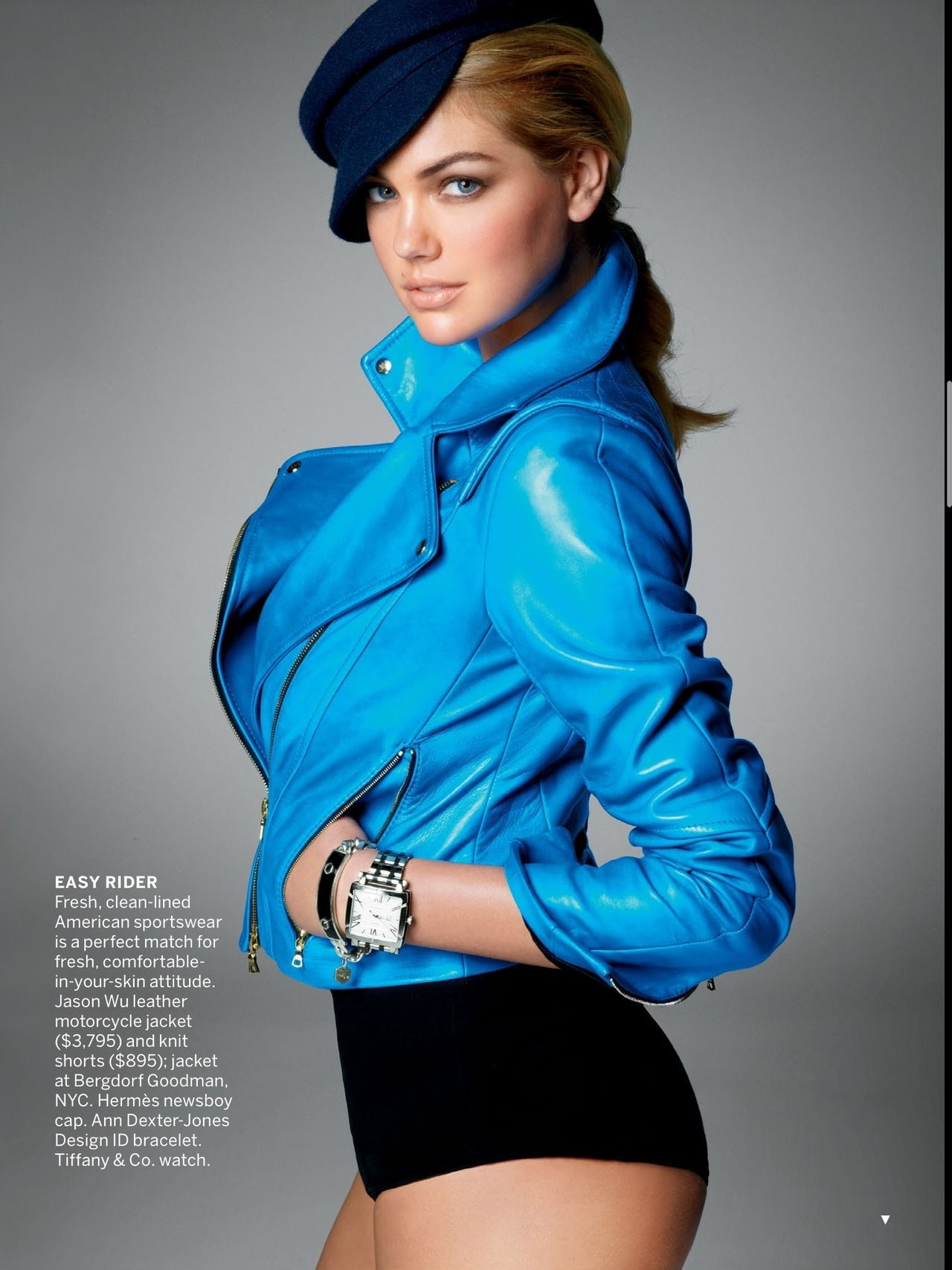 bohemea:  Kate Upton: The New Girl - Vogue by Steven Meisel, November 2012