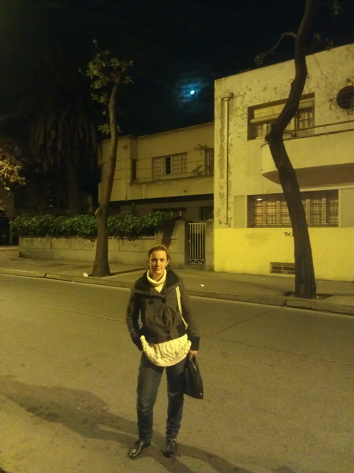 me recently. barrio yungay. santiago. thanks rebekahzale.