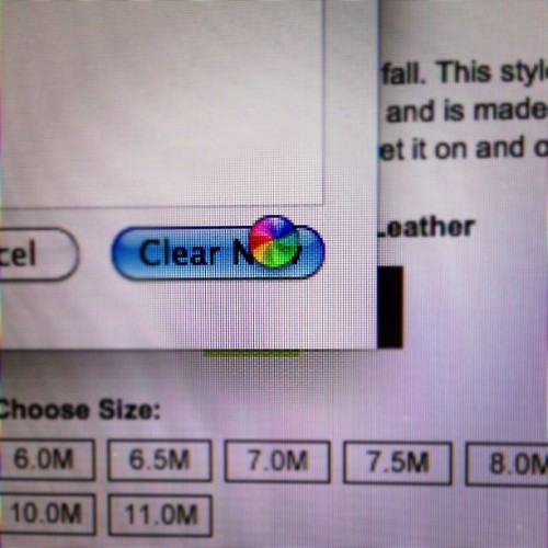 Day 288 of 366 #rainbowwheel #apple you will be the death of me #mac #work NOT PRODUCTIVE!! #stress #instagram #instagrammers #igers #igdaily #photooftheday #photootd #project366  (Taken with Instagram)