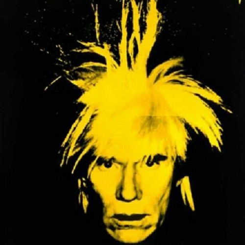 Warhol by weekndart http://instagr.am/p/Q311tbF0r_/