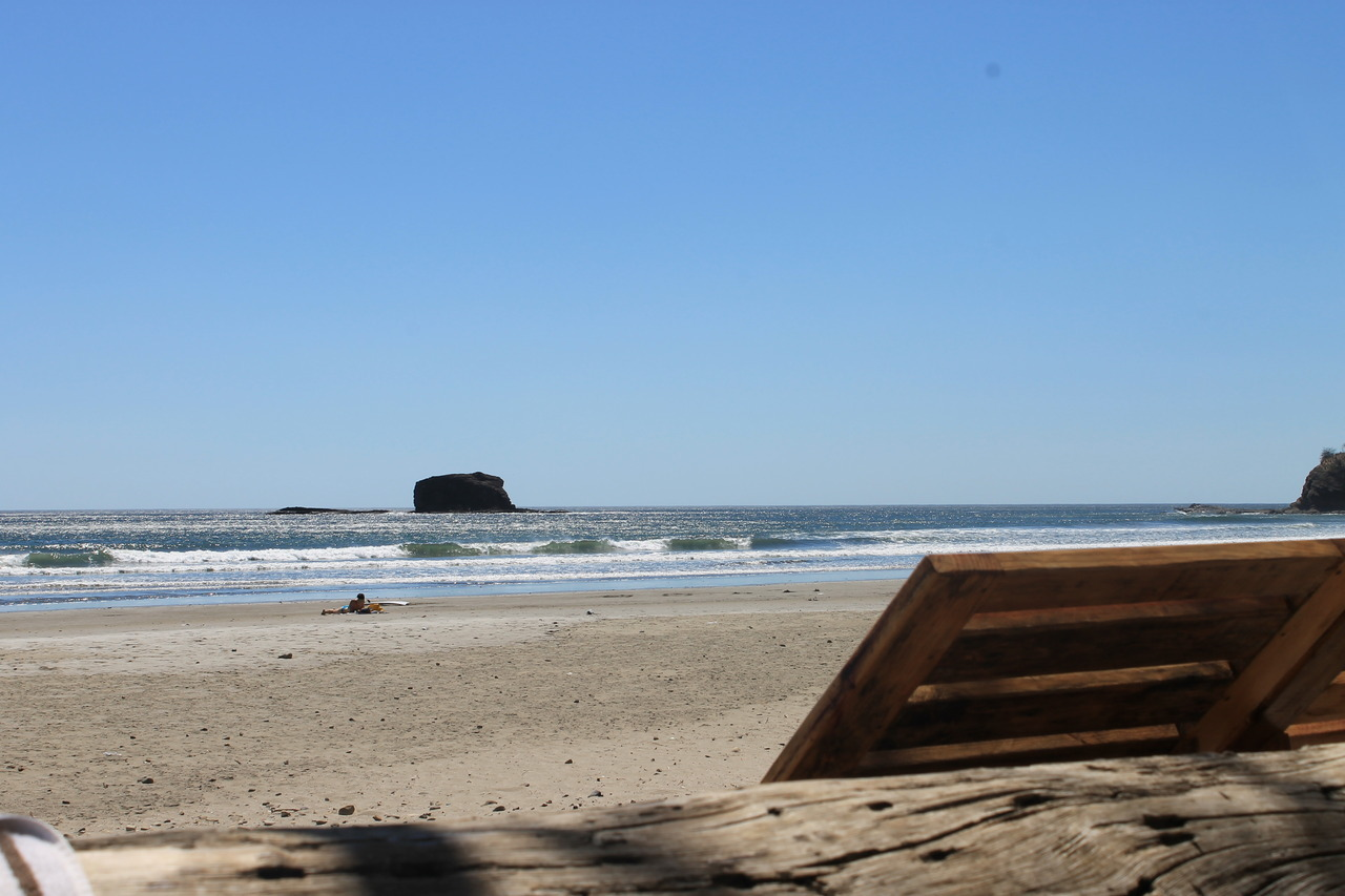You could be here! Playa Hermosa Nicaragua - The Perfect Escape