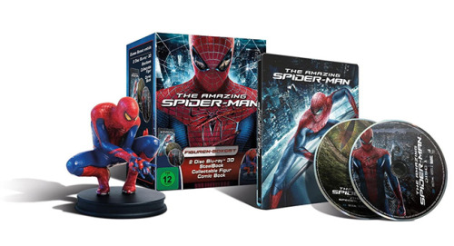 #AmazingSpiderMan – Dal Blu-ray, tre scene tagliate incentrate sulle origini di Peter (via The Amazing Spider-Man – Dal Blu-ray, tre scene tagliate incentrate sulle origini di Peter | Il blog di ScreenWeek.it)