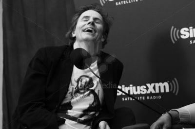 John Taylor at SiriusXM in New York, NY on October 15, 2012