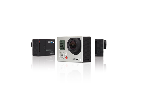 HERO3 by GoPro. Black Edition. From USA with ♥ Price: $399.99