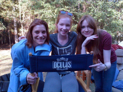 becks28nz:  Starbuck and Amy Pond - Oculus - nerdgasm……… (Via Katee Sackhoff)