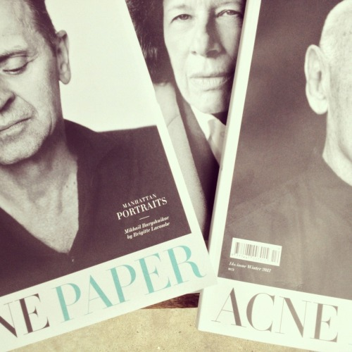 Latest Issue of ACNE PAPER now available at BooksActually !( follow us on Instagram / @booksactually )