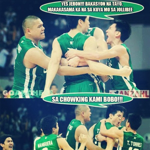 Oh god. Photo by UAAP-NCAA memes (Taken with Instagram)