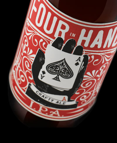 (via Stranger Four In Hand Beer)