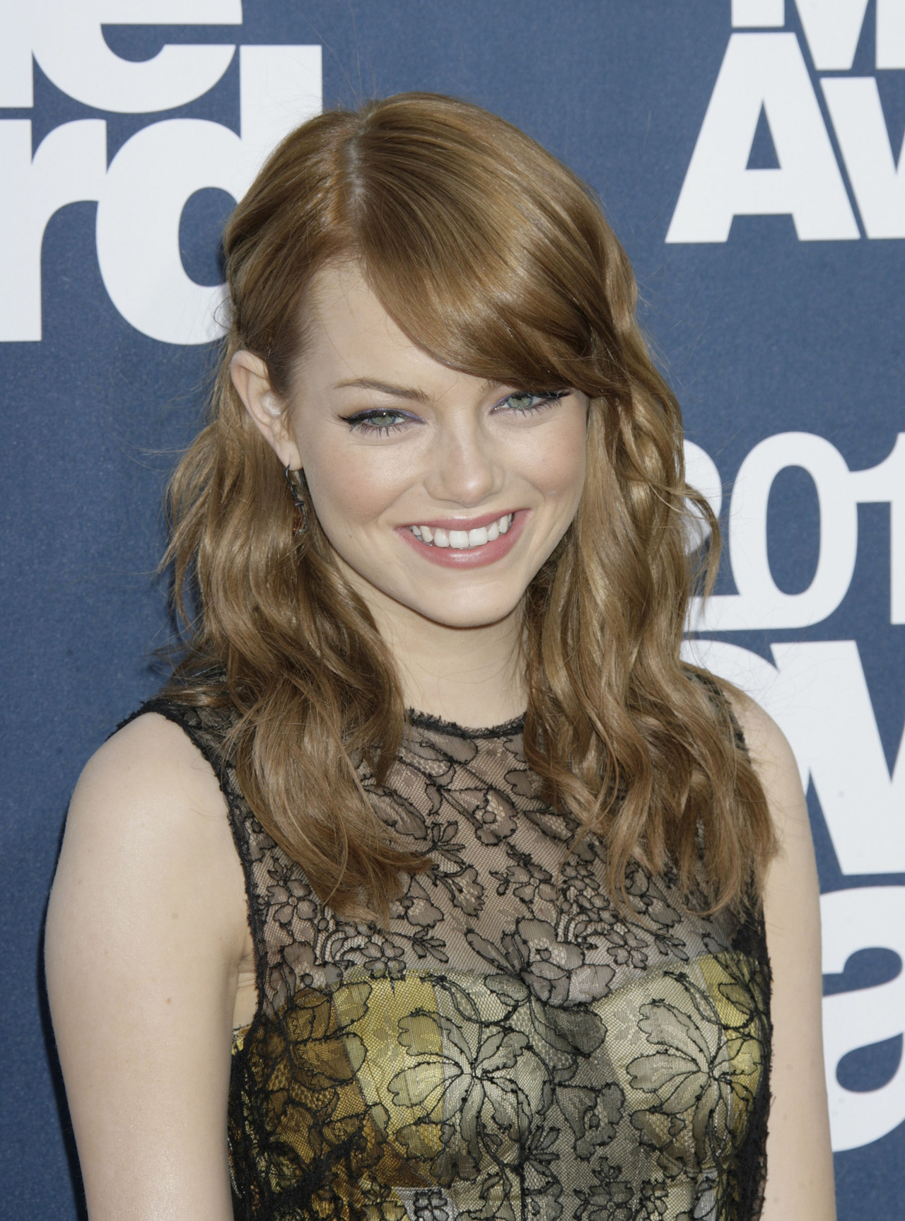 Emma Stone - 2011 Mtv Movie Awards In Los Angeles 05.06.11Emma Stone - Source : SwaGirl.com