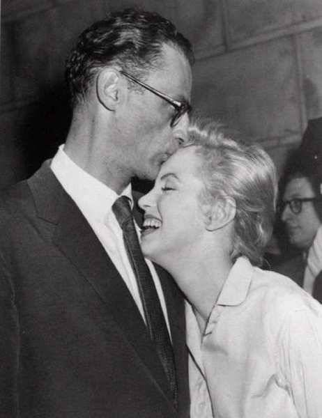 perfectlymarilynmonroe:  Happy Birthday, Arthur Miller. (Oct. 17, 1915 - Feb. 10, 2005)