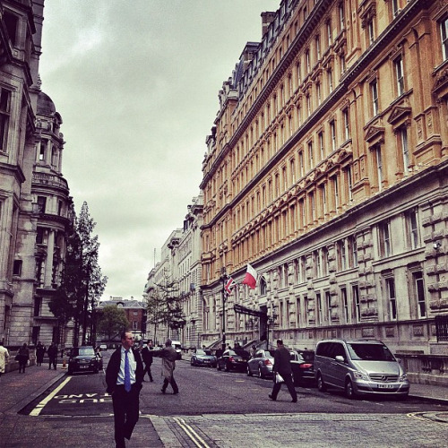 | ♕ |  Whitehall, Central London  | by © Patty Paine | via ysvoice